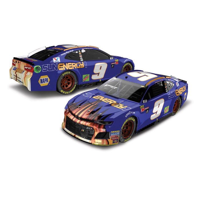 Elliott Ranks 1-3 in Lionel's Top 5 Race Win Die-casts