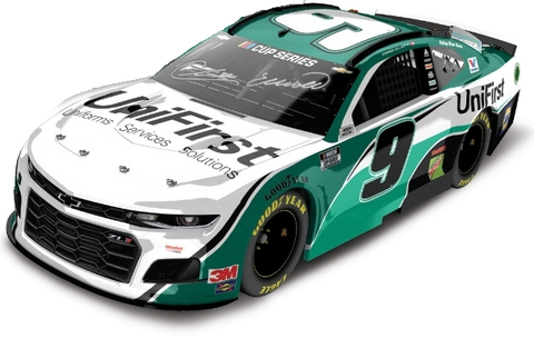 2020 UniFirst **AUTOGRAPHED** Elite 1:24 Die-Cast