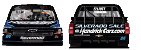 **PRE-ORDER** 2020 HENDRICKCARS.COM Truck **AUTOGRAPHED** STANDARD 1:24 Die-Cast