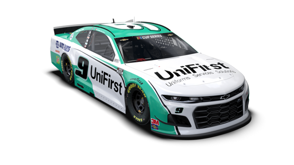 **PRE-ORDER** 2020 UniFirst **ALL-STAR** STANDARD RACE WIN HOOD OPEN 1:24 Die-Cast