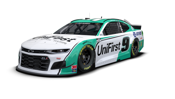 **PRE-ORDER** 2020 UniFirst **ALL-STAR** **AUTOGRAPHED** Elite RACE WIN 1:24 Die-Cast