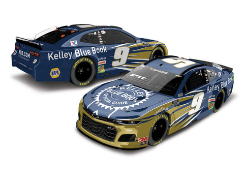 2020 Kelley Blue Book STANDARD HOOD OPEN 1:24 Die-Cast