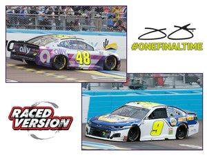 **PRE-ORDER** Chase Elliott & Jimmie Johnson 2020 1:24 Elite Die-Cast 2-Pack Set