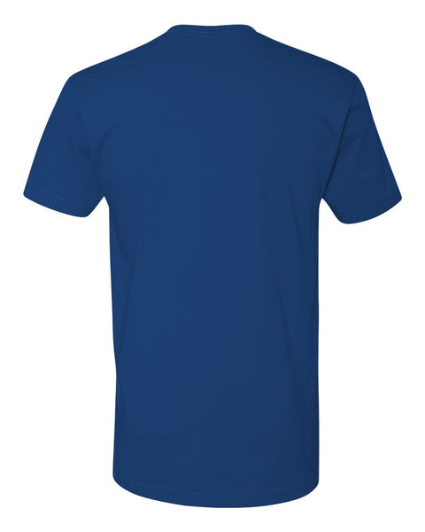 NAPA Blue Faded Logo Tee