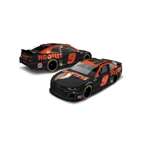 **PRE-ORDER** 2020 Hooters **NIGHT OWL** STANDARD 1:64 Die-Cast