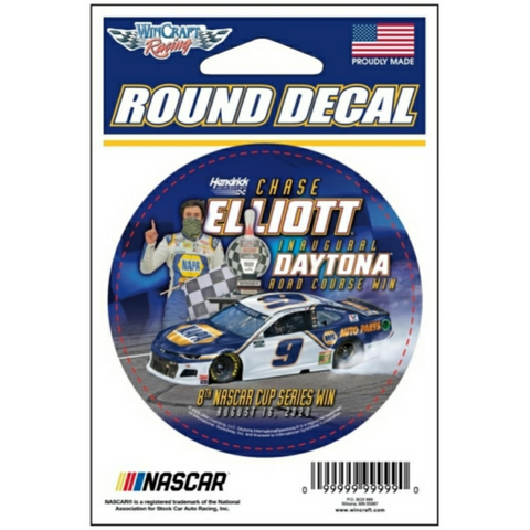 Daytona Road Course 8th Win Decal