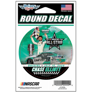 BRISTOL ALL STAR Win Decal