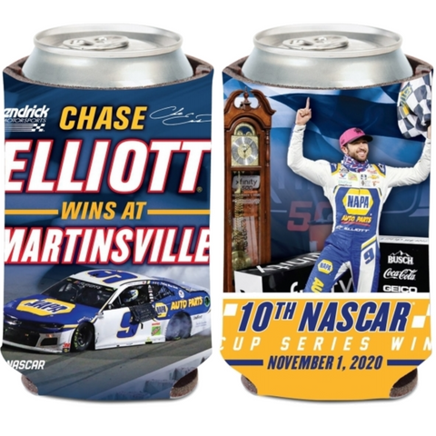 MARTINSVILLE 10th Win Can Cooler