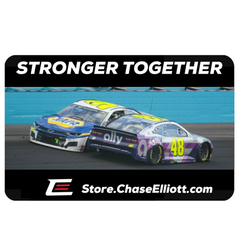 STRONGER TOGETHER eGift Card