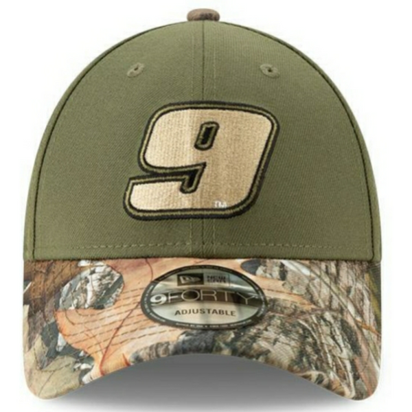 CAMO 9FORTY NEW ERA HAT
