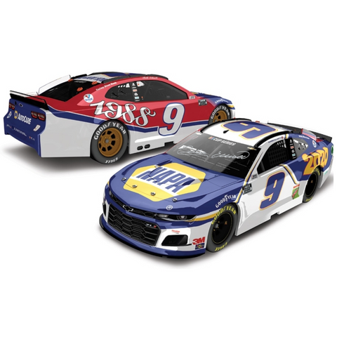 **PRE-ORDER** FAMILY TRADITION **AUTOGRAPHED** STANDARD HOOD OPEN 1:24 Die-Cast