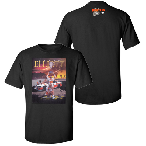 **PRE-ORDER** HOOTERS ICONIC BLACK TEE
