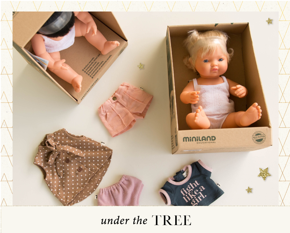 Shop the Lane & Co now. Miniland dolls have been restocked on The Lane and Co. Shop dolls and designer dolls clothing at The Lane and Co now.