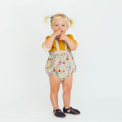 Francesca Balloon Romper