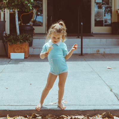 Billie Playsuit | Babies fashion | Little Girls Romper
