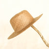 Brown Palm Sun Hat