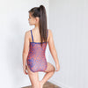 WILD RUST LEOTARD