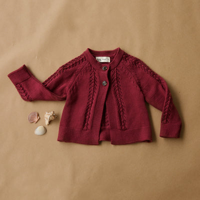 Berry Botanica Cardy | Winter staple | Lacey Lane