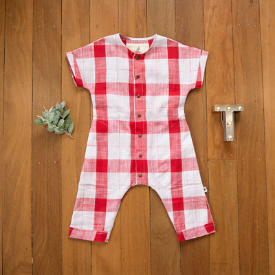 Summer outfit for little boys