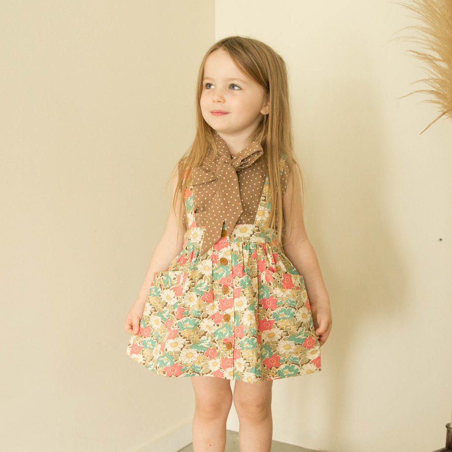 Marley Suspender Skirt