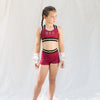 FIGHT LIKE A GIRL SHORTS