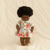 Miniland doll dress handmade