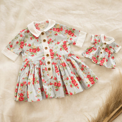 Harlee Hopscotch Dress