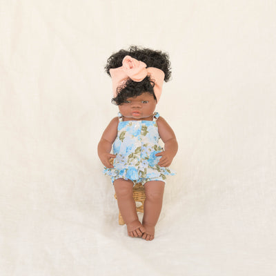 Delilah Puckers Doll Shorts