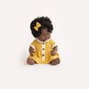 Bright as Bright Can Be Hopscotch Doll Dress