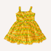 Brielle Teatime Frill Dress