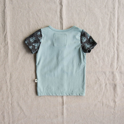 Bugsby Button Tee