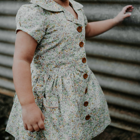 Clover Brother Dress