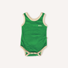 Luca Green Terry Romper