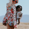 Marcy Hopscotch Doll Dress