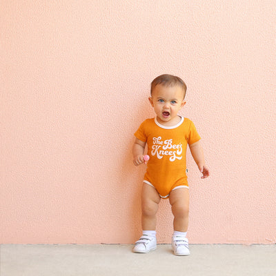The Bee's Knees Romper