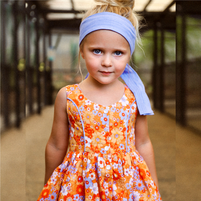 Luca Whimsy Dress