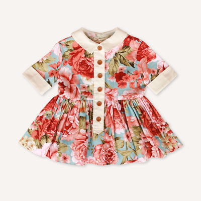 Marcy Hopscotch Dress