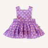 Phoebe Pinny Baby Dress