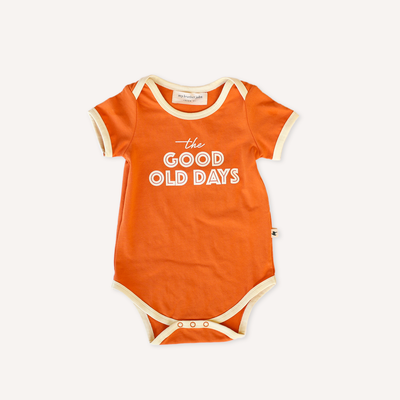 Good Old Days Romper