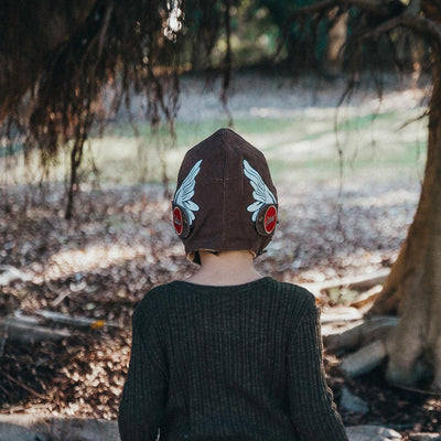 The Pilot Boys Hat | Vintage Inspired Baby Bonnet For Boys