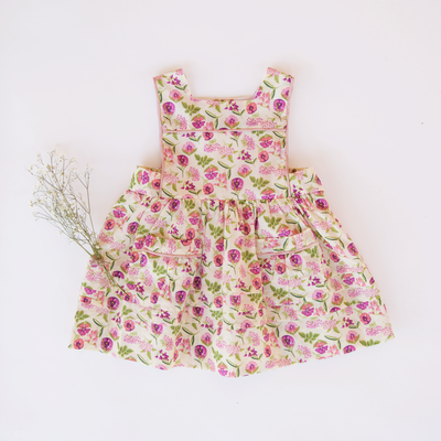 Amy Bib Dress