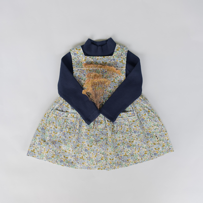 June Bib Dress