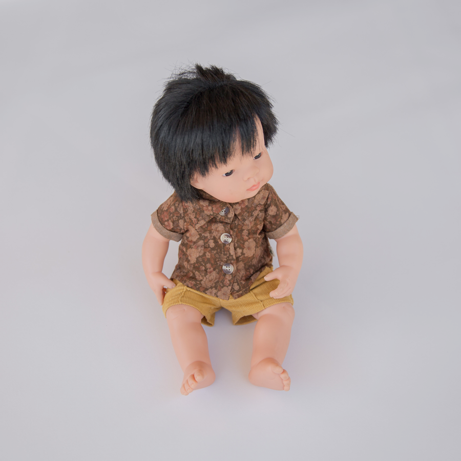 Fox Doll Oldtimer