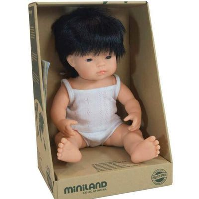 Boy Miniland Dolls
