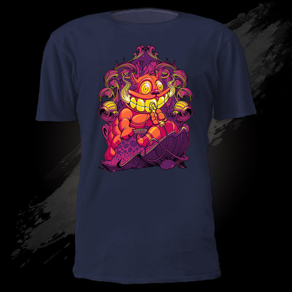 Cheshire (Cat)erpillar Tee