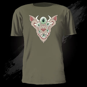 Gopher Bat Wolf Tee