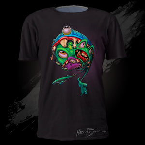 Mean Green Interleukin Tee