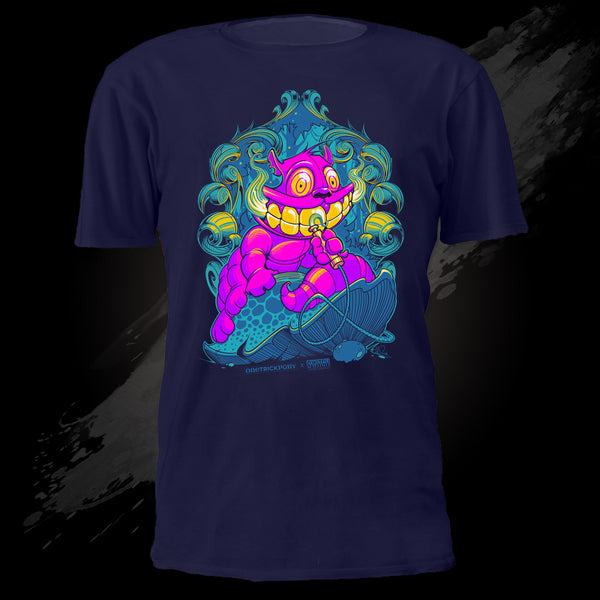 Limited Edition: Cheshire (Cat)erpillar Tee