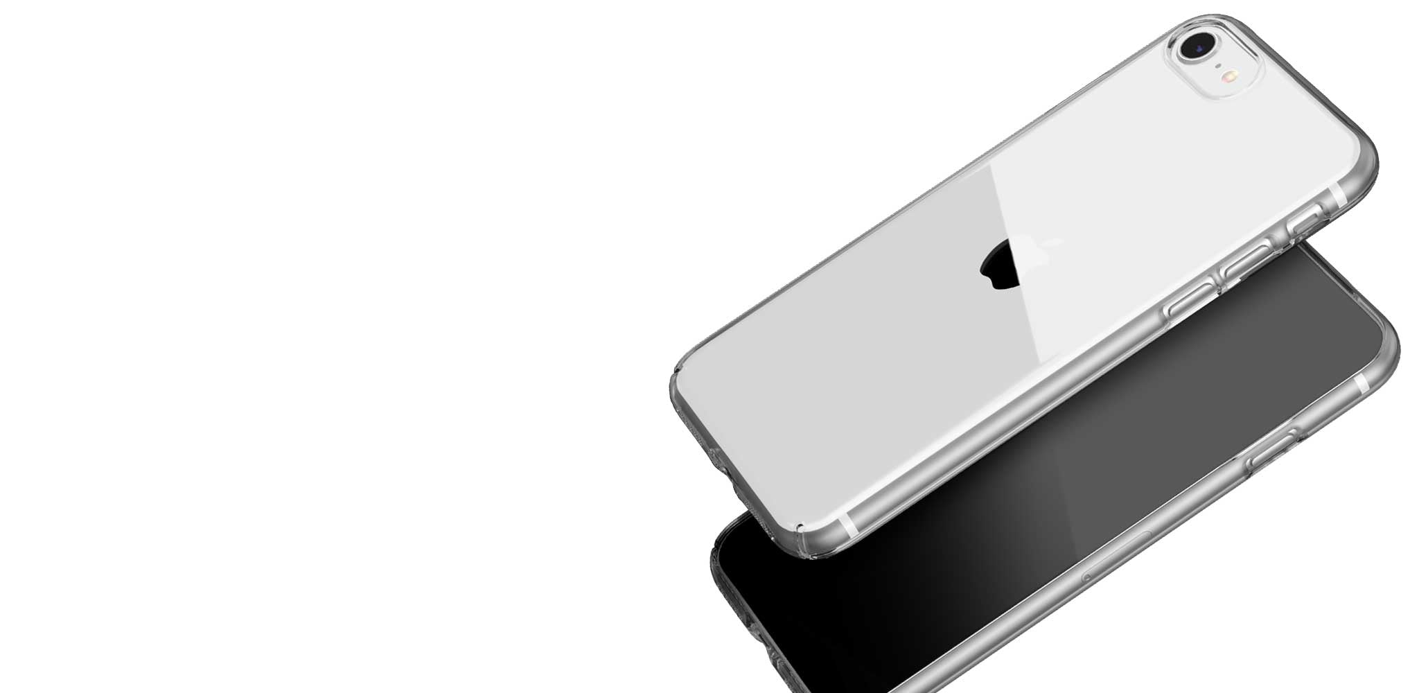 Lucid Clear for iPhone SE (2020)