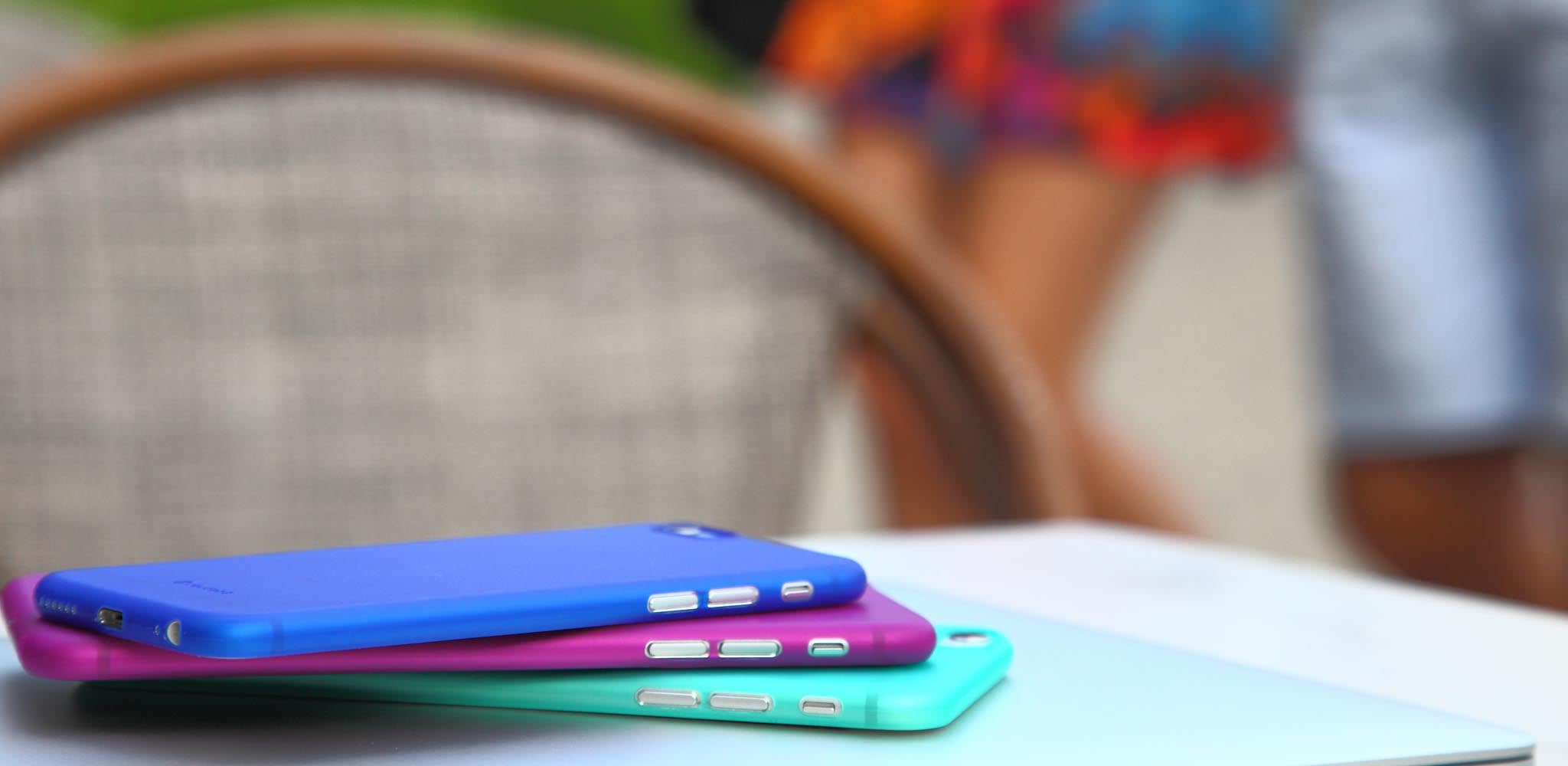 Veil XT | Ultra thin iPhone 6 case | Multicolor